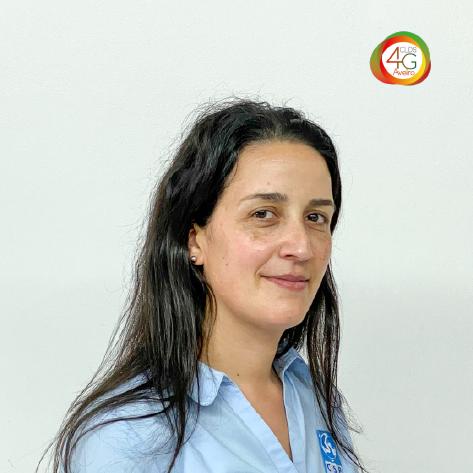 Mónica Ruivo - Administrativa
