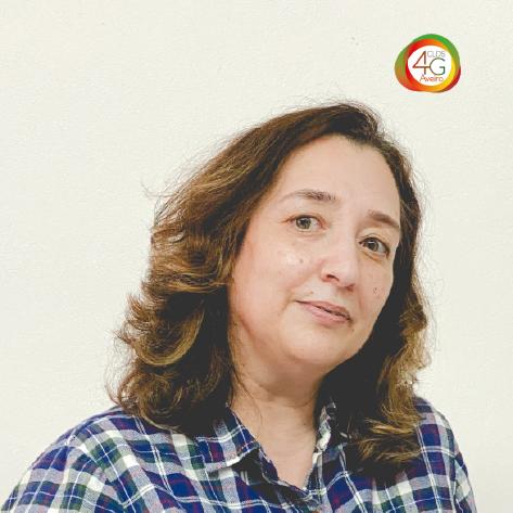 Dora Silva - Coordenadora Técnica